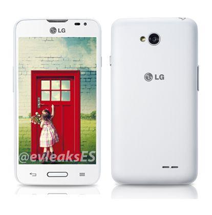 LG L65 : une photo leakée et quelques caractéristiques