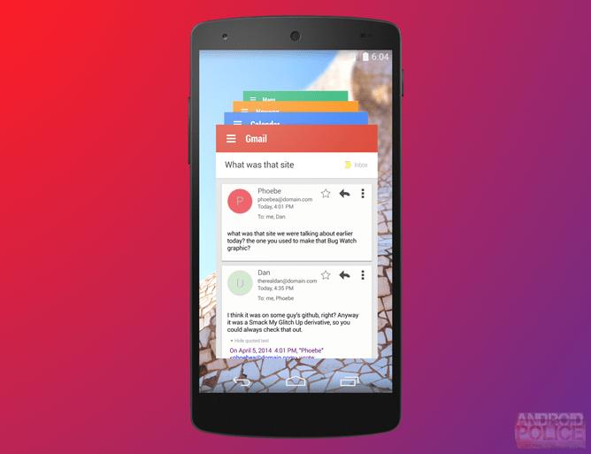 Projet Hera : Android et Chrome réunis dans une application visant l'unification ?