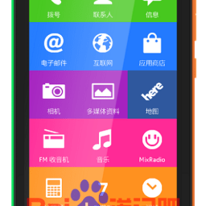 Nokia X2 : davantage de puissance grâce au Snapdragon 200 ?