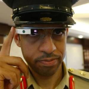 Google Glass : la police de Dubaï s'équipe !