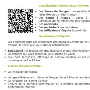 L'application iCoyote devient (en partie) gratuite pour concurrencer Waze