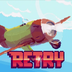 Retry, quand Rovio lance lui aussi son cousin de Flappy Bird