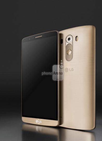 De nouvelles photos du LG G3 nous le montrent entièrement