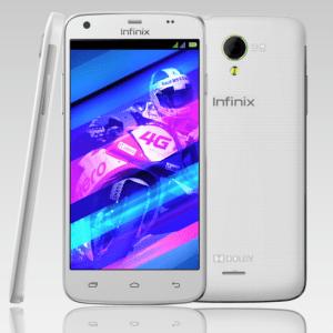 Infinix passe à la 4G à 150 euros grâce à son Race Jet 4G