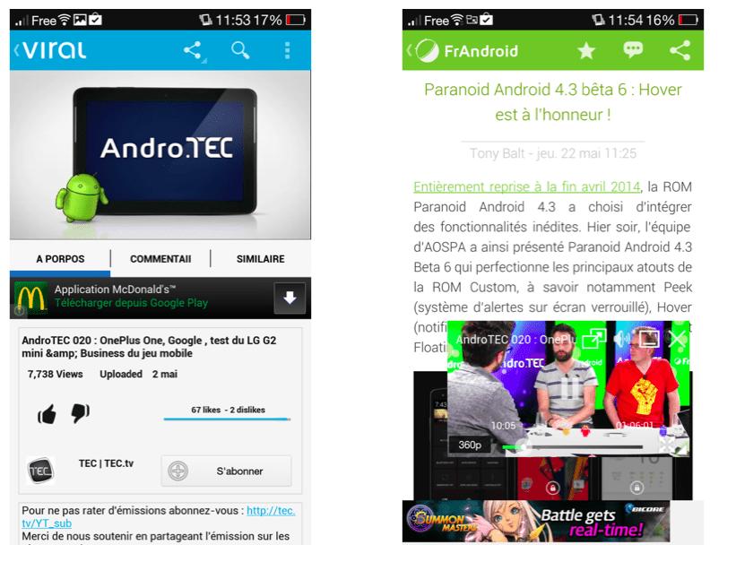 Comment regarder YouTube en arrière-plan sur Android ?