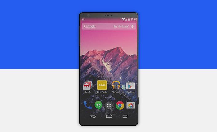 A quoi pourrait ressembler le prochain Nexus ? Le Nexus Compact !