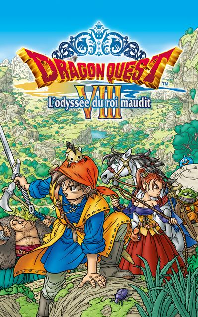 Dragon Quest VIII : L'Odyssée du Roi Maudit disponible sur Android (et iOS)