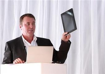 Toshiba prévoirait de lancer sa tablette Android au début de l'automne 2010