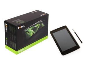 La Tegra Note 7 disponible en France avec Zotac à 199 euros