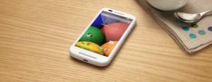 Le Moto E dual-SIM est «en stock» sur Amazon.fr à 119 euros