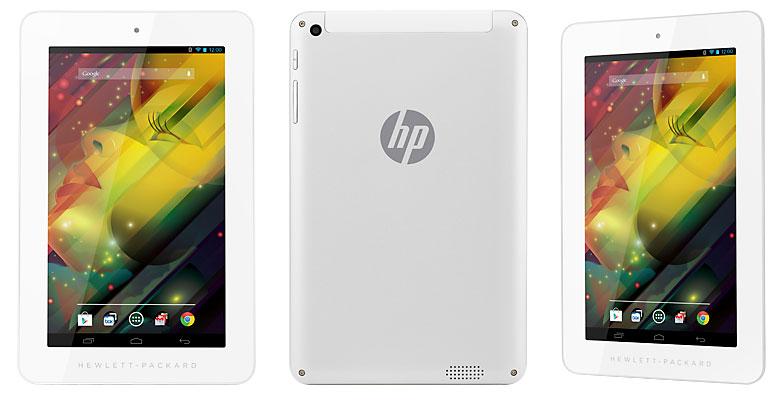 HP annonce la 7 Plus : une tablette 7 pouces et quadri-coeur à 99 dollars