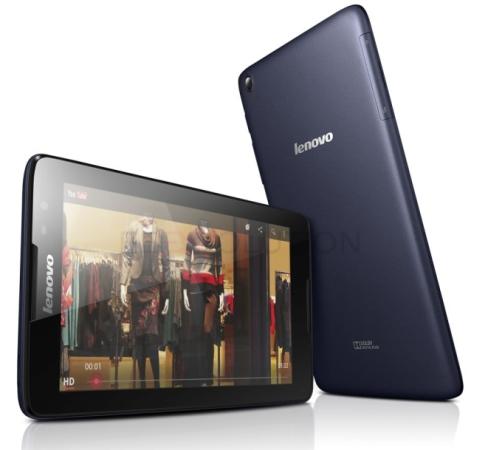 Lenovo A Series : des tablettes entre 8 et 10 pouces dès 139 dollars