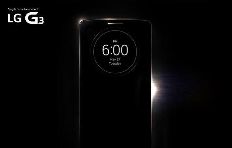 #G3FrAndroid : suivez l'annonce officielle du LG G3 à 19h