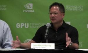 Nvidia ne délaissera pas le secteur des smartphones