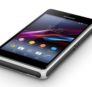 Sony : une deuxième version du Xperia E1 arrive