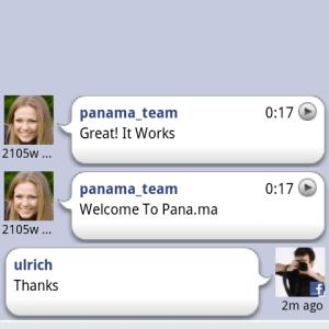 Testez en beta l'application Pana.ma !