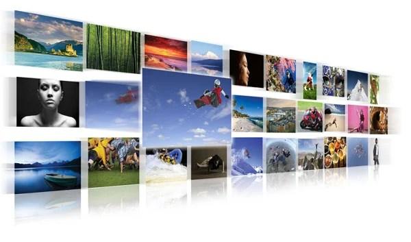 Cooliris, l'application de partage photo multiplateformes n'est plus réservée à iOS