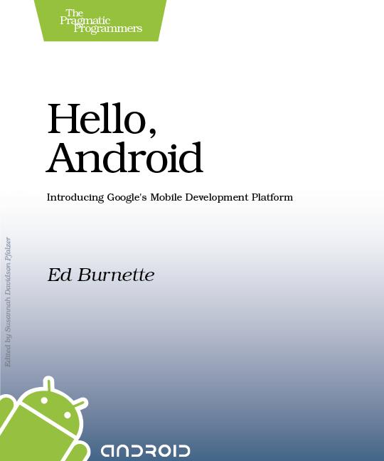 «Hello, Android», un (presque) ouvrage dédié au développement