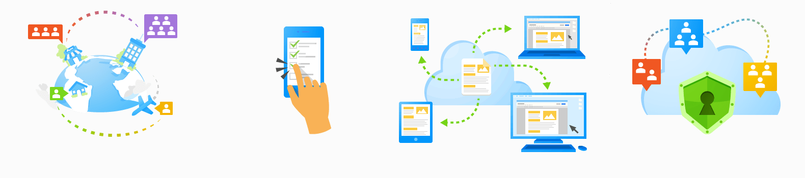 Google Apps Mobile Management ajoute de nouvelles fonctionnalités de sécurité pour les entreprises