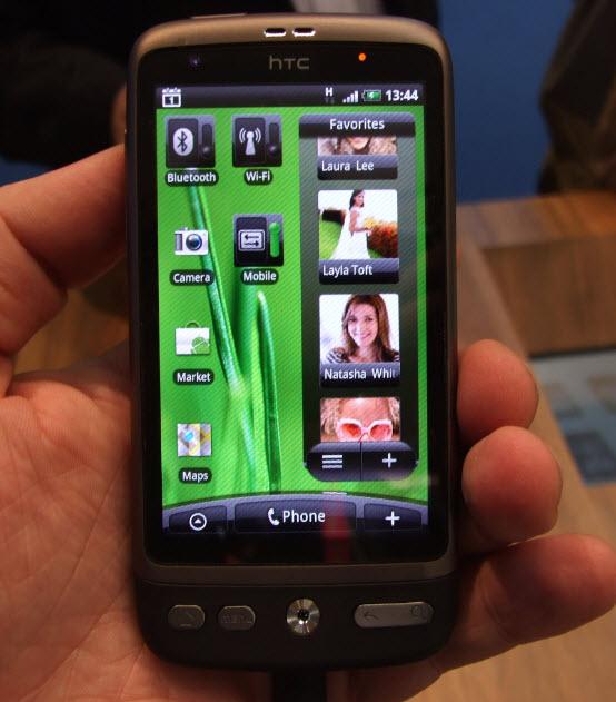Le HTC Desire bientôt en Tunisie !