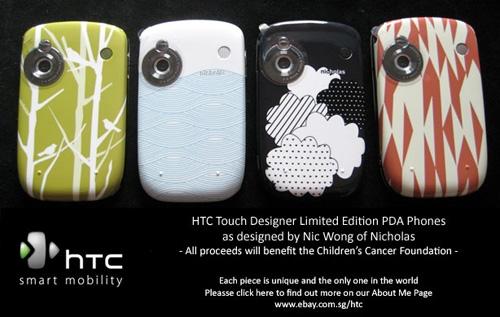 Des HTC Touch contre le cancer
