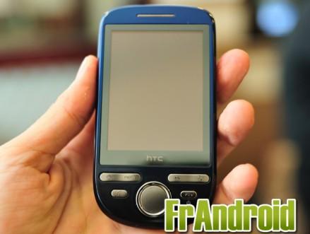 Le HTC Click sort de l'ombre