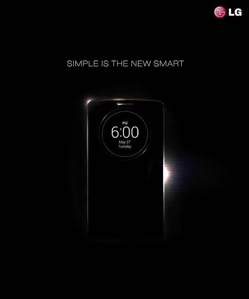 LG tease son G3 en vidéo et confirme son design métallisé