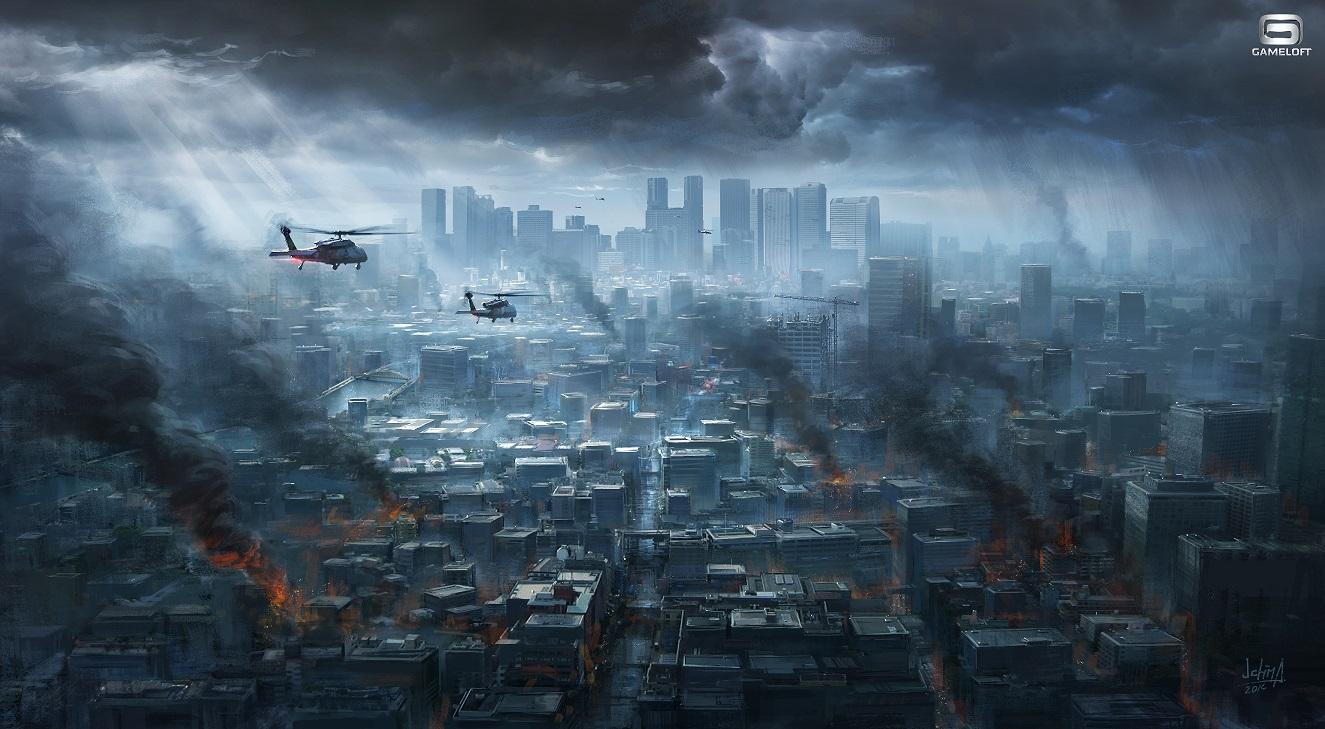Test de Modern Combat 5: Blackout, le messie du FPS sur mobile ?