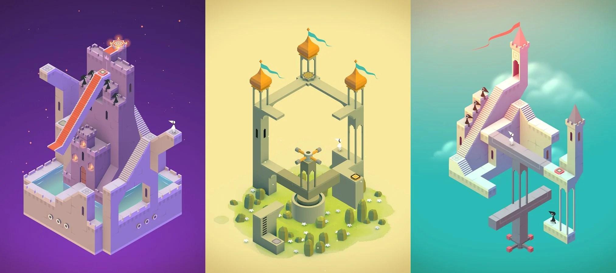 Monument Valley est disponible sur Android