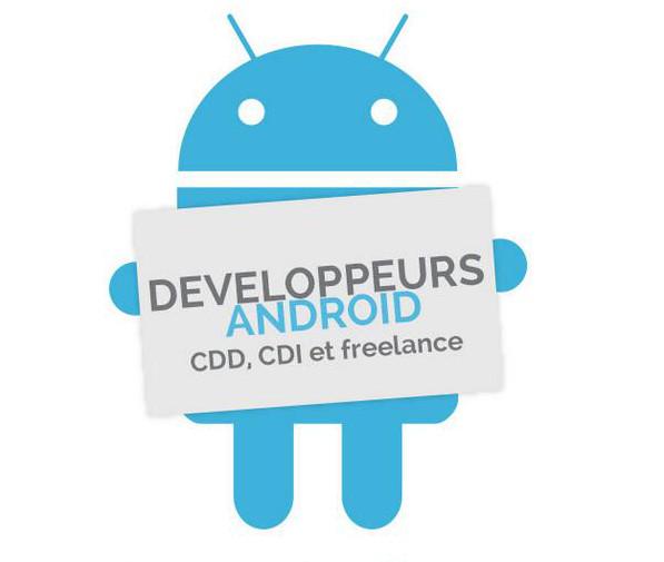 Développeurs Android : les boîtes qui recrutent