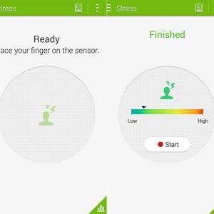Le Samsung Galaxy S5 peut maintenant mesurer votre stress