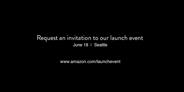 Amazon choisit le 18 juin pour annoncer… son premier smartphone