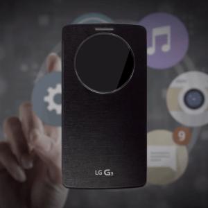 Le SDK QCircle dédié à la housse du LG G3 est déjà disponible