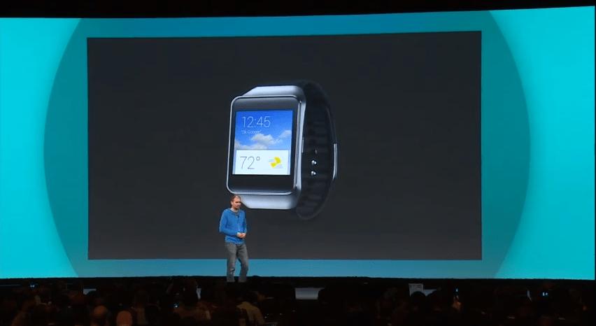 Montres Android Wear : les LG G Watch et Samsung Gear Live arrivent aujourd'hui sur le Play Store !