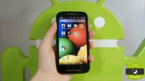 Test du Motorola Moto E, petit mais costaud