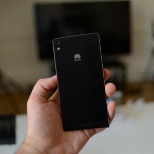 Soldes : le Huawei Ascend P6 à 129 euros