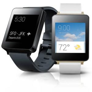 Le Samsung Gear Live et LG G Watch sont sur le Google Play : prix, caractéristiques et disponibilités