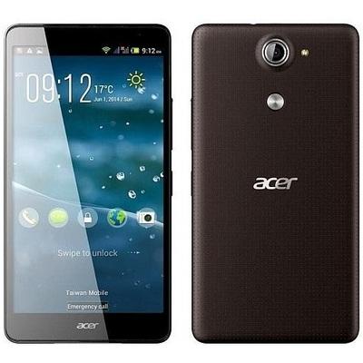 Liquid X1 : Acer ouvrira cet été le bal des smartphones 4G sous MediaTek