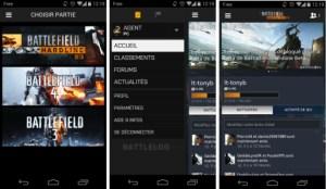 Battlefield Hardline s'installe dans le Battlelog sur Android