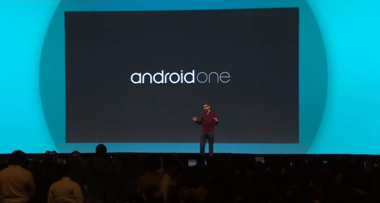 Google I/O 2014 : Google annonce Android One, des téléphones d'entrée de gamme de qualité pour les pays émergents