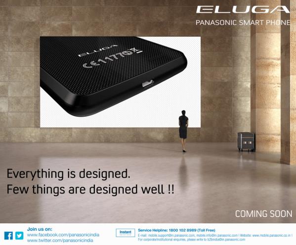 Panasonic Eluga U : 5 pouces, Quad-Core et KitKat pour bientôt ?