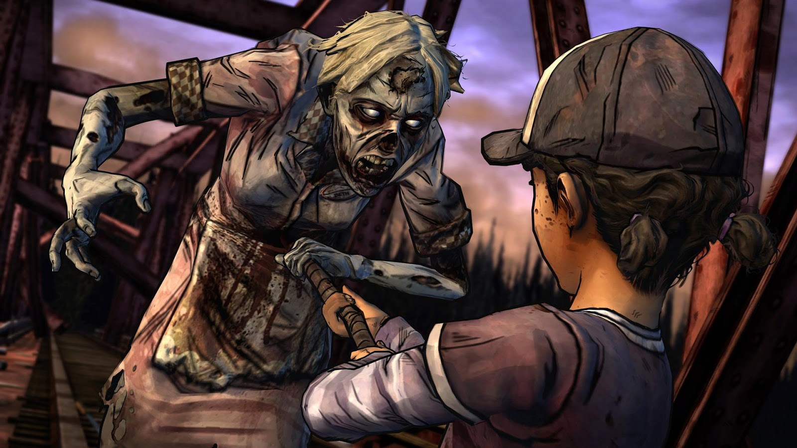 The Walking Dead: Season Two croque le Google Play !