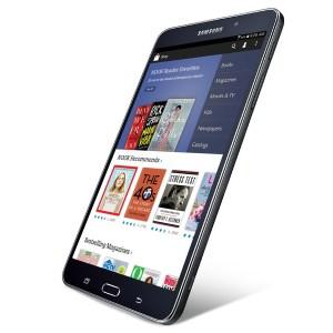 Galaxy Tab 4 Nook : la tablette-liseuse conçue conjointement par Samsung et Barnes & Noble