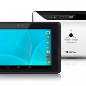 Projet Tango : LG prévoit une tablette grand public pour 2015