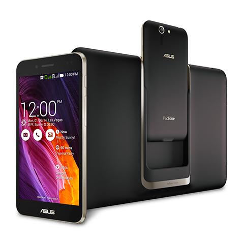 Asus lance les ZenFone 5 LTE et le PadFone S