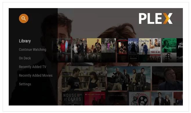 Plex sur Android TV, l'application est prête !