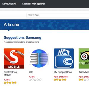 Les Samsung Apps font peau neuve et deviennent Galaxy Apps