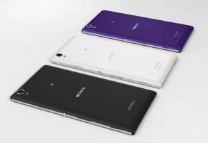 Sony Xperia Style, le frère allemand du Xperia T3 coûtera 350 euros