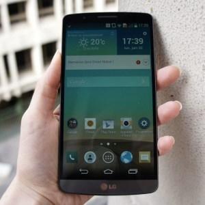 Le LG G3 arrivera au Canada début août