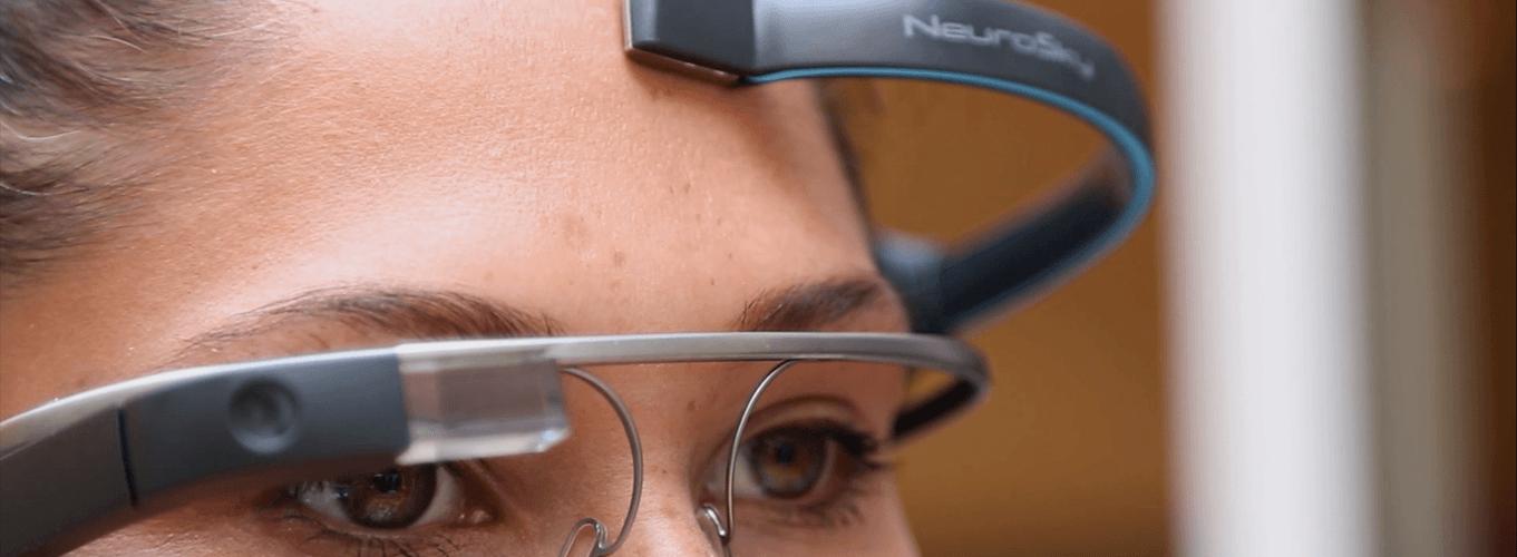 MindRDR, un logiciel pour commander les Google Glass par la pensée